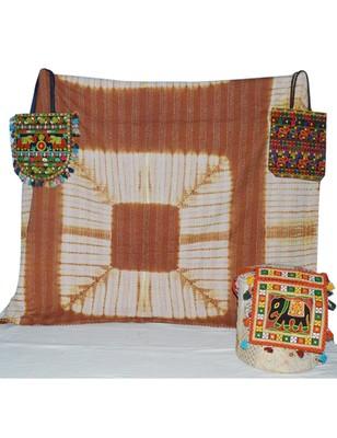 Kantha Quilt Queen Cotton Vintage Throw Blanket Multi Design Indian Handmade GDR0202