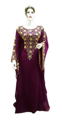 GET THIS EID DUBAI RAMADAN HAND EMBRODIERY DRESS