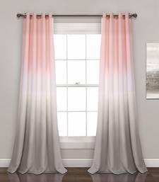 Arya Export 2 Panel Set Digital Printed Blackout Window Curtains for Bedroom Living Room Dining Room Kids Youth Room