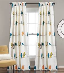 Arya Export 2 Panel Set Digital Printed Blackout Window Curtains for Bedroom Living Room Dining Room Kids Youth Room