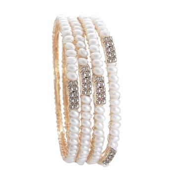 White bangles