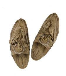 Handmade Authentic Genuine Leather Kolhapuri Chappals For Men footwear
