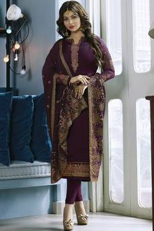 8e212e552b Ayesha Takia Salwar kameez Suits Online @ Mirraw Celebrity Shopping