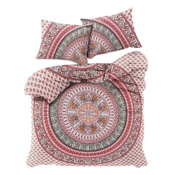 Mandala Comforter Psychedelic Duvet Covers Double Bedding Throw Indian Duvet Cover & Pillow Case Bohemian Throw