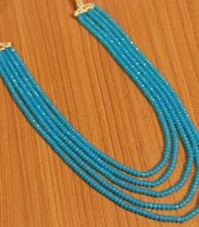 Turquoise onyx necklaces