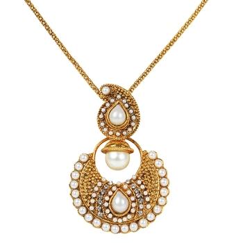 White cubic zirconia jewellery