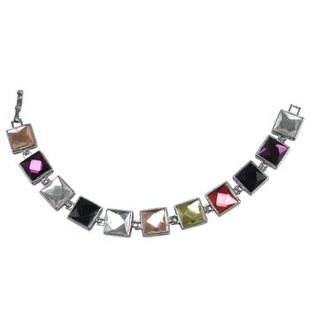 Multicolor Crystal Bracelets