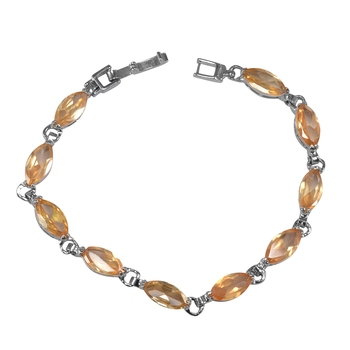Yellow Crystal Bracelets