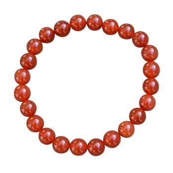 Orange Carnelian Bracelets