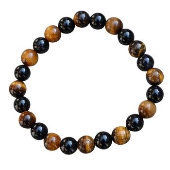 Multicolor Onyx Bracelets