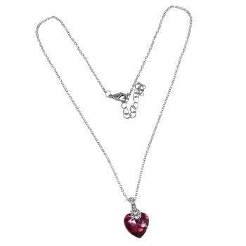 Multicolor Crystal Necklaces