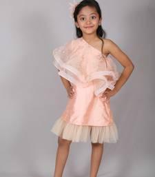 Flare off shoulder dress