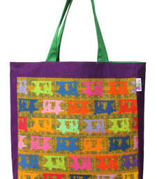 Buy Vibrant Taxis Tote Bag tote-bag online