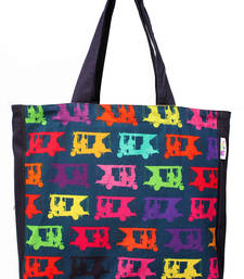 Buy Colorful Taxi Tote Bag tote-bag online