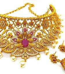 Gold agate jewellery