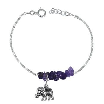 Purple Amethyst   Bracelets