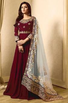322b4882647 Semi-Stitched Suits Designs - Buy Semi Stitched Salwar Suits Online ...
