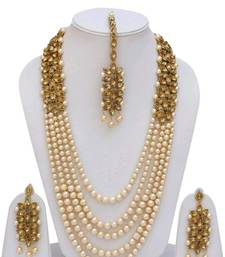a51d24c8fffdc Necklace Designs – Buy Gold Necklace for Girls / Women Online India