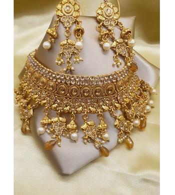 Gold Cubic Zirconia Jewellery
