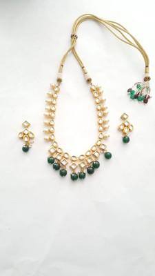 Necklace Set (Emerald) Necklace Set