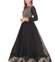 Black gotta dress
