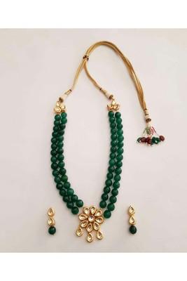 Flower Set (Emerald)