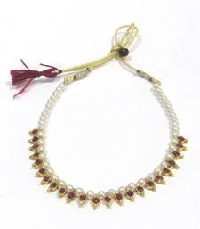 Purple jewellery
