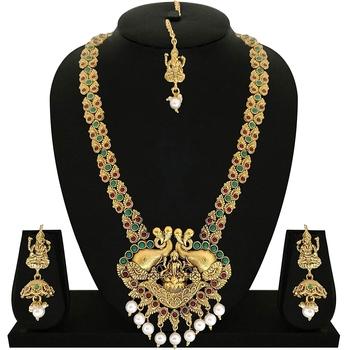 Multicolor pearl jewellery