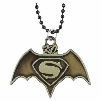 Superman Inspired Pendant With Chain For Men,Boys,Husband & Unisex