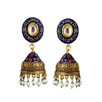 Multicolor Earrings