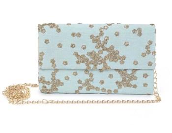 Belbuti envelope clutch