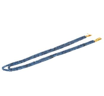 Blue Onyx Necklaces
