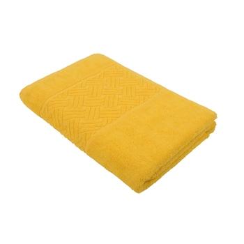 Regal Cotton Yellow Bath Towel 30 X 60 inch GSM 500