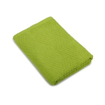 Pyramids Cotton Green Bath Towel 30 X 60 inch GSM 450