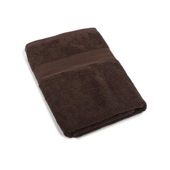 Venice Cotton Brown Bath Towel 30 X 60 inch GSM 525