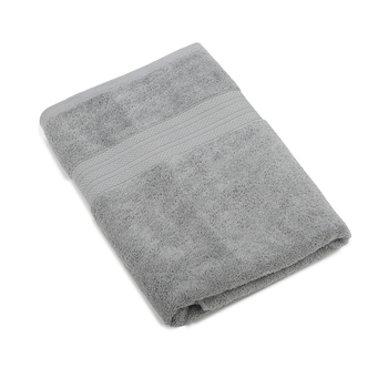 Venice Cotton Grey Bath Towel 30 X 60 inch GSM 525