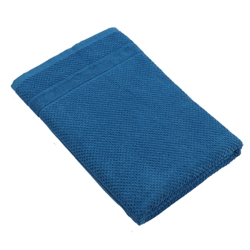 Turf Cotton Blue Bath Towel 30 X 60 inch GSM 350