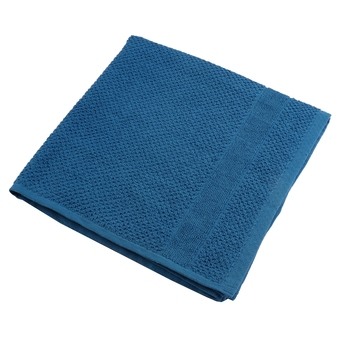 Turf Cotton Blue Ladies Towel 24 X 48 inch GSM 350
