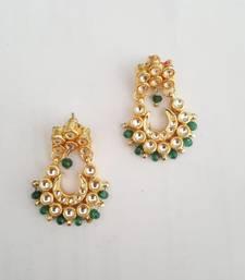 Divaa Chandbali (Emerald)