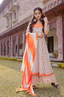 Royalty At His Best – The Anarkali