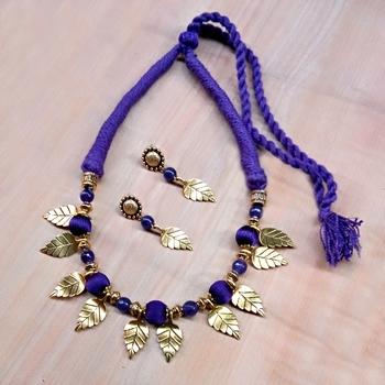 Purple Agate Necklaces