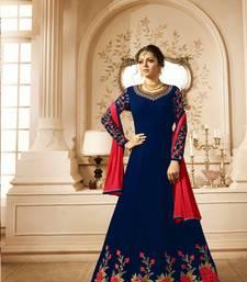 ffae53dbdf Buy Kanchipuram-Silk-Salwar-Kameez Online – Trendy Kanchipuram Suits ...