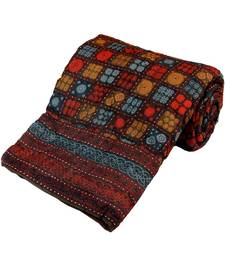 Designer Bagru Cotton Single Bed Razai Quilt