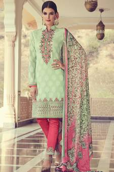 69977f9a90 Dress Material Online, Churidar Dress Materials shopping, Unstitched ...