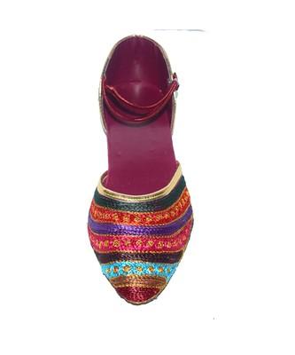 RUDRA traditional mojari for Girl's & Women's