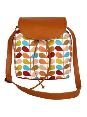 Lychee Bags Girl's Multicolor Emma Sling Bag