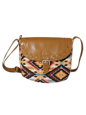 Lychee Bags Women's Canvas Prisha Sling Bag