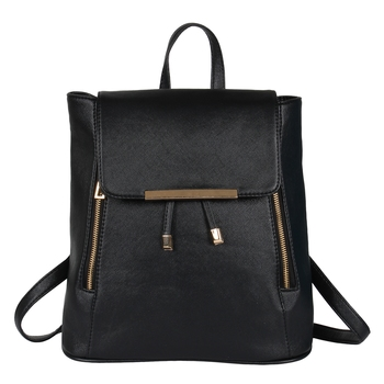 Lychee Bags Women's PU Cadence Backpack