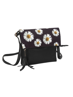 Lychee Bags Canvas Viola Sling Bag for Girls