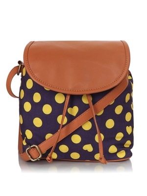 Lychee bags Girl's Canvas Sling Bags